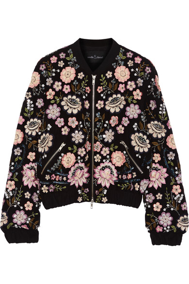 Blogging about a Satin bomber jacket? What's wrong withme!