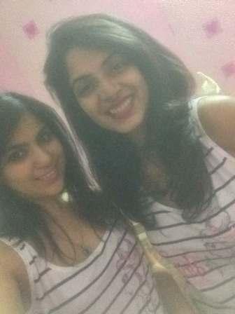 Pia and mahak - girls of gee tshirt - birthday