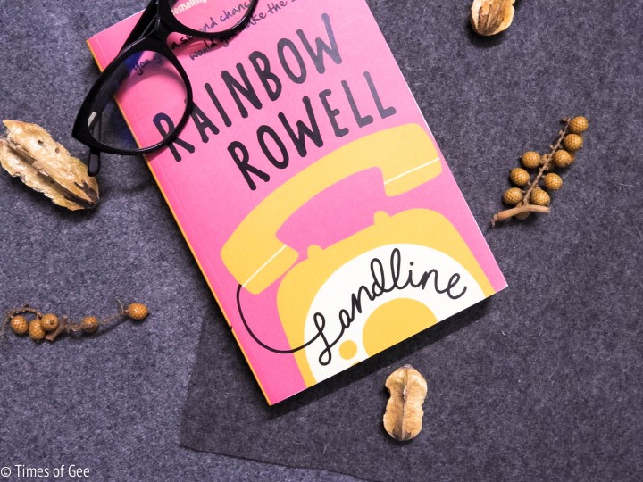 """That's what love is, Georgie. Accidental damage protection."" My thoughts on Landline by Rainbow Rowell 