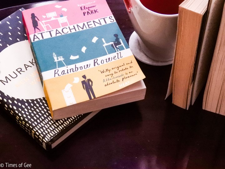 My thoughts on Attachments by Rainbow Rowell | Spoiler-free Review – Vlog #5 – Part 2