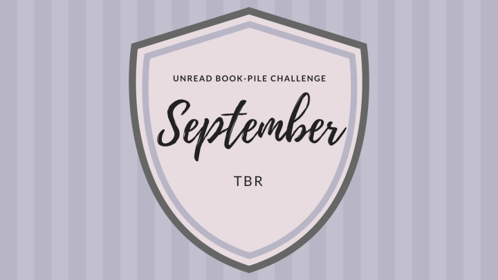 My September TBR & a Reading Challenge ! – Vlog #3